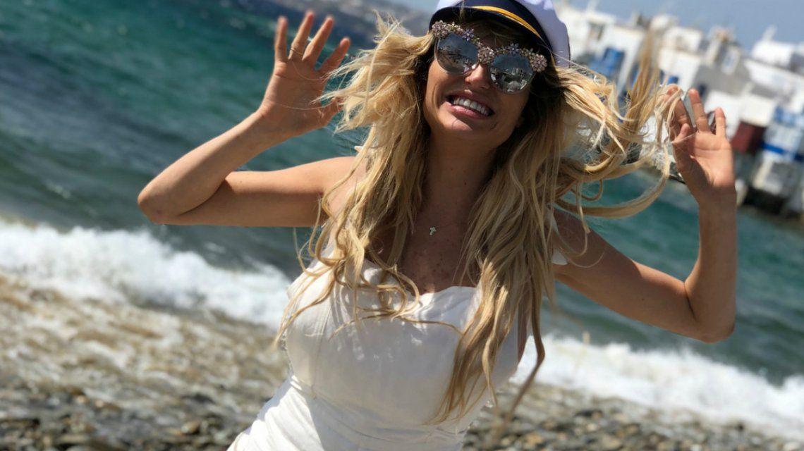 Felicidad| Vicky Xipolitakis sorprendió a todos