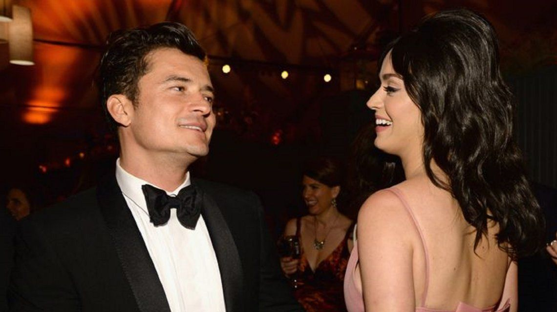 El piropo hot de Katy Perry a Orlando Bloom que hizo público por error