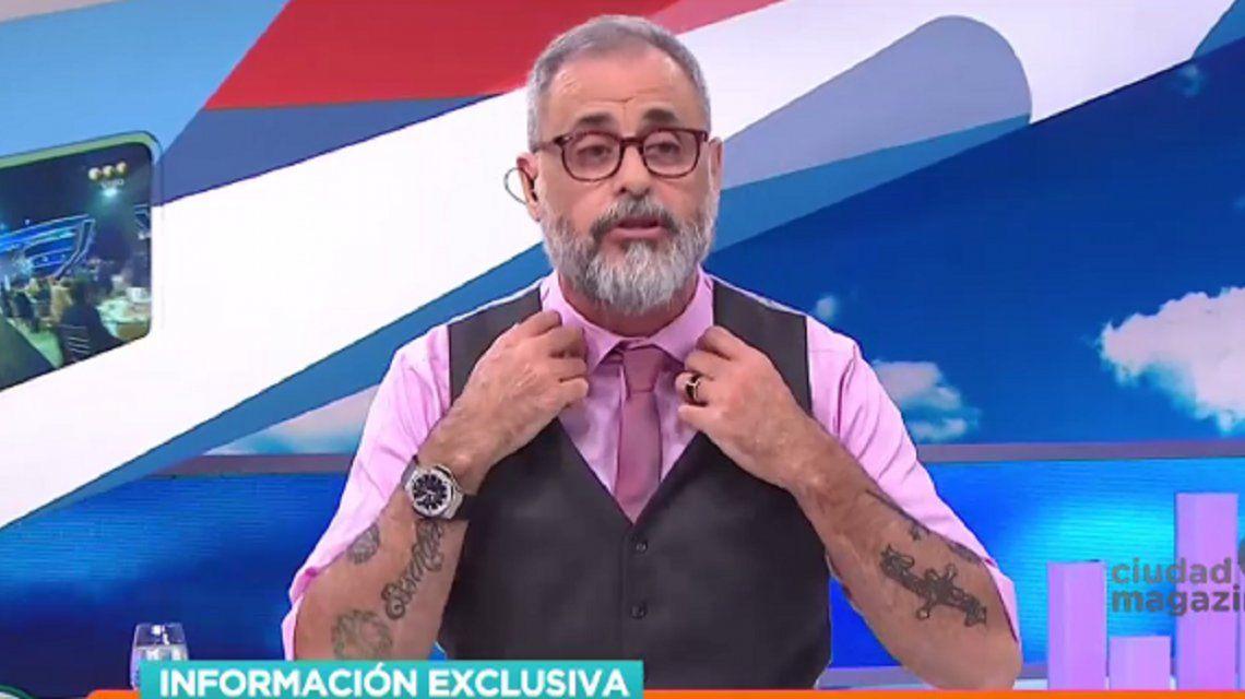 Jorge Rial, tras la difusión de otro audio: En privado, seguiré diciendo lo que quiero