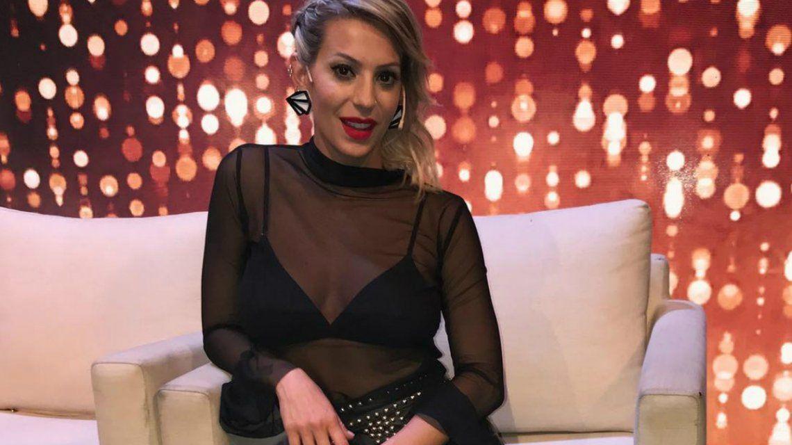 Noelia Marzol en Polémica en el bar