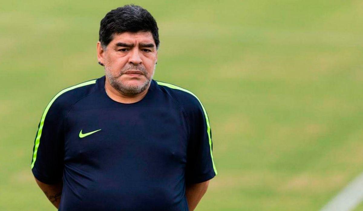 Maradona tuvo que ser internado en Colombia