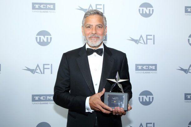 George Clooney<br>