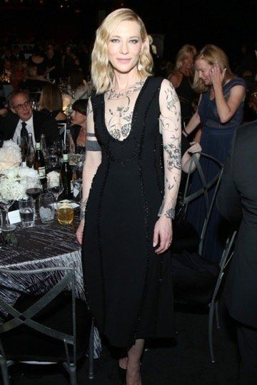 Cate Blanchet<br>