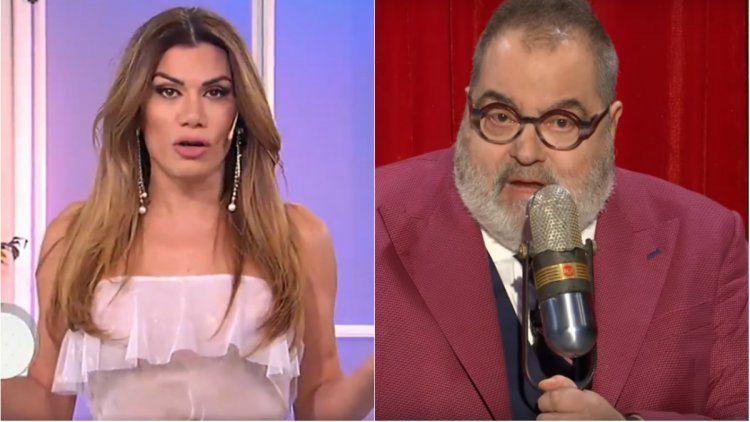 El descargo de Florencia de la V contra Jorge Lanata