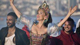 Natalia Oreiro lanzó el videoclip de United by love, dedicado al Mundial