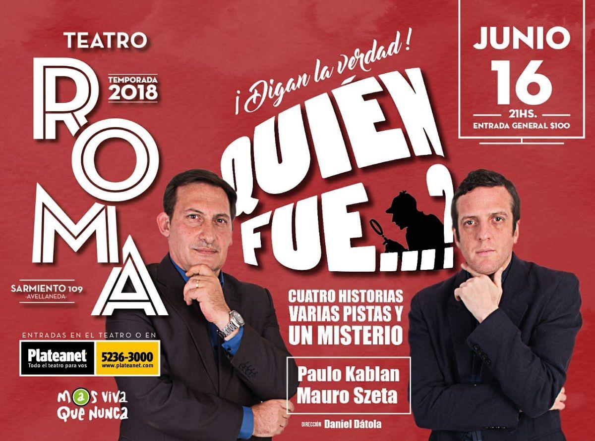 Paulo Kablan y Mauro Szeta revelan sus secretos en Avellaneda