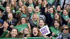 Las famosas argentinas que apoyaron la despenalización del aborto, en la BBC