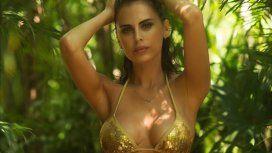 Silvina Luna, súper sexy en Tulum