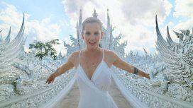 Liz Solari se casó en Italia
