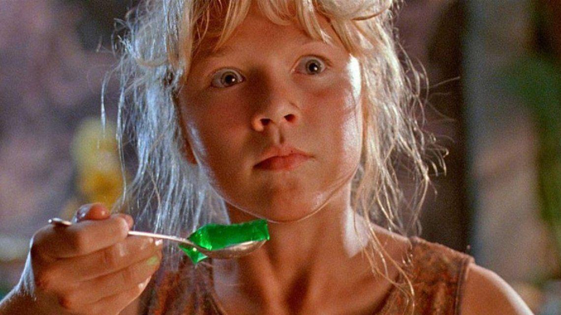 Ariana Richards fue la nena de Jurassic Park hace 25 años