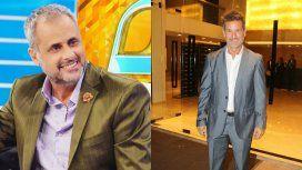 La guerra entre Jorge Rial y Diego Díaz