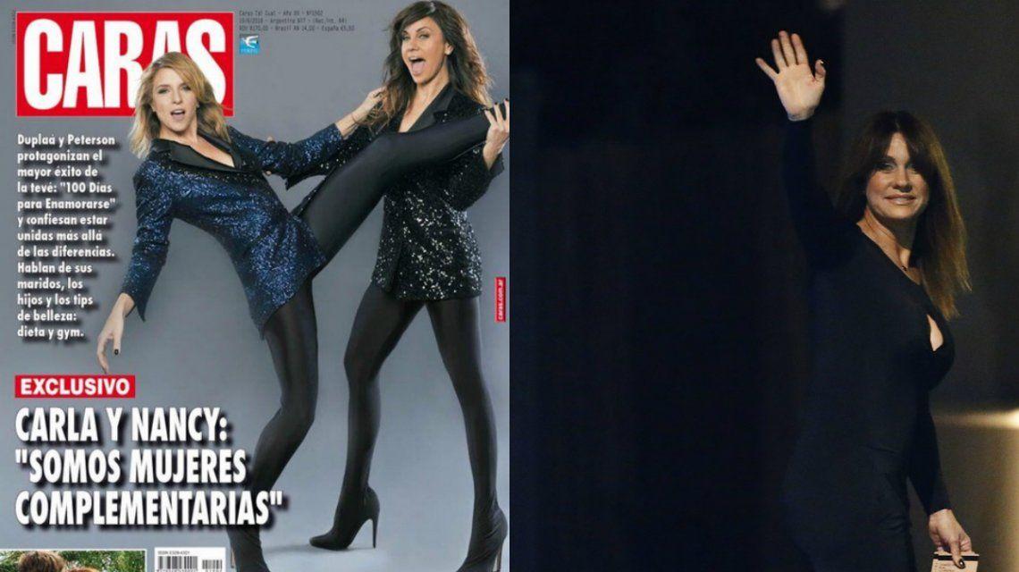 Nancy Dupláa y su respuesta al uso de Photoshop