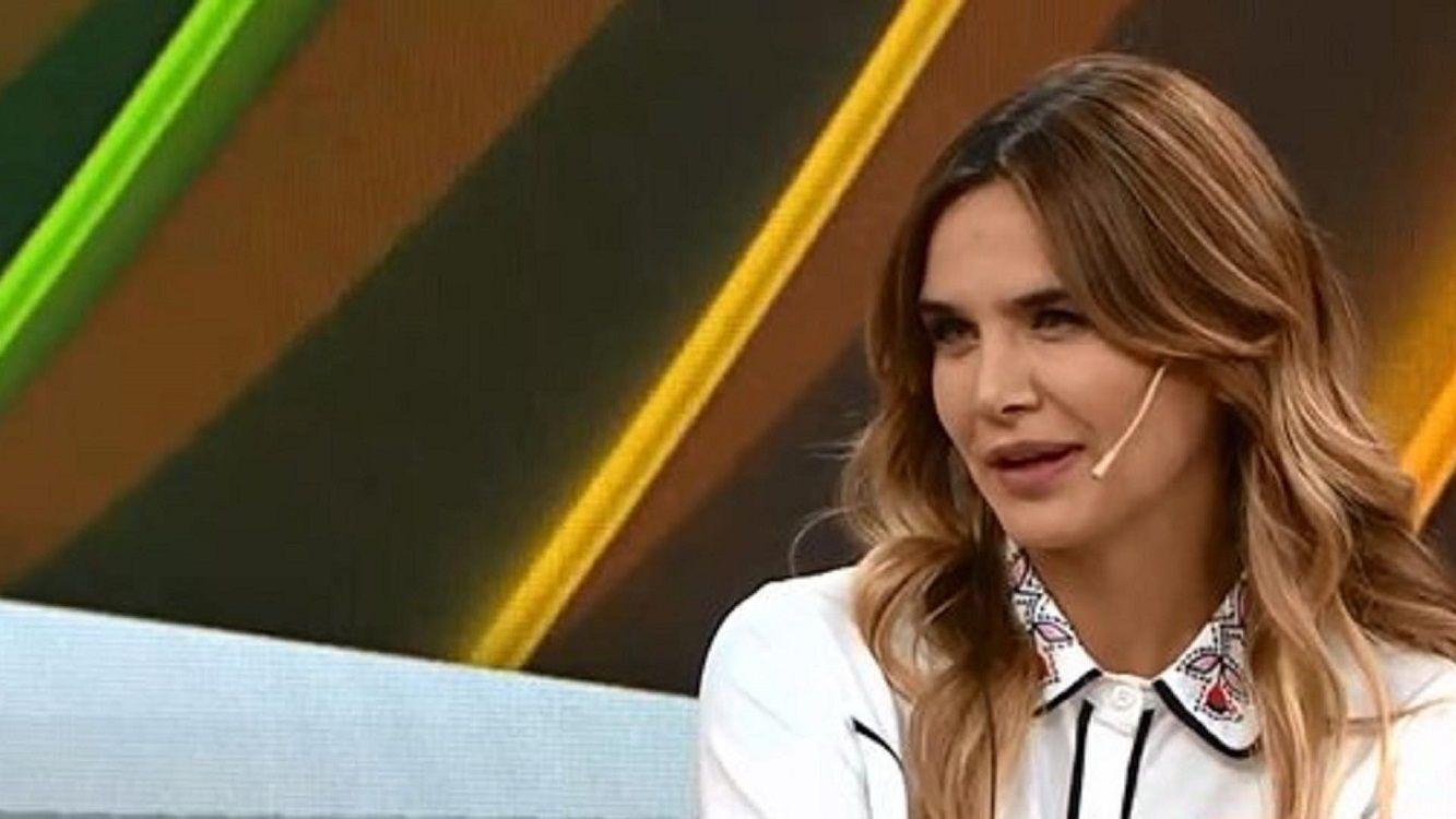 Amalia Granata fue despedida de Canal 9