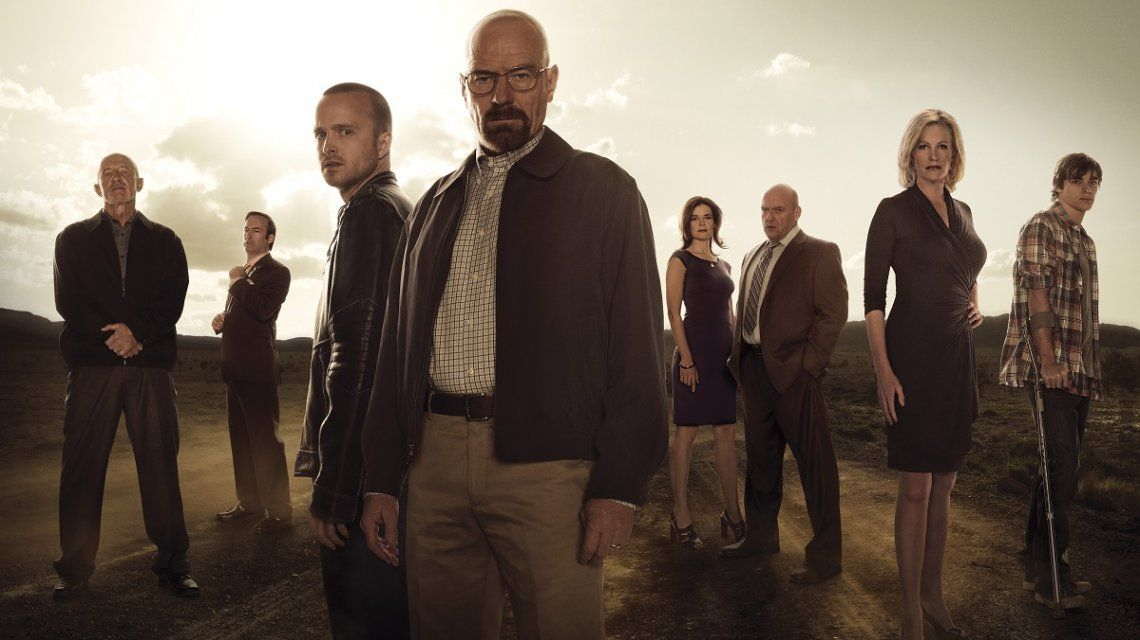 La reunión de los Breaking Bad