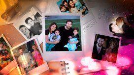 La historia de amor de Messi y Antonela
