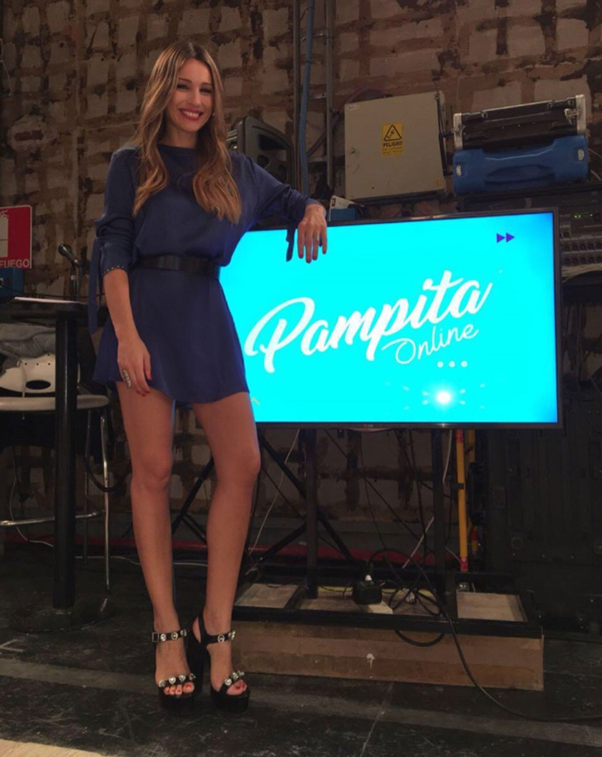 Pampita Online solo irá de lunes a jueves
