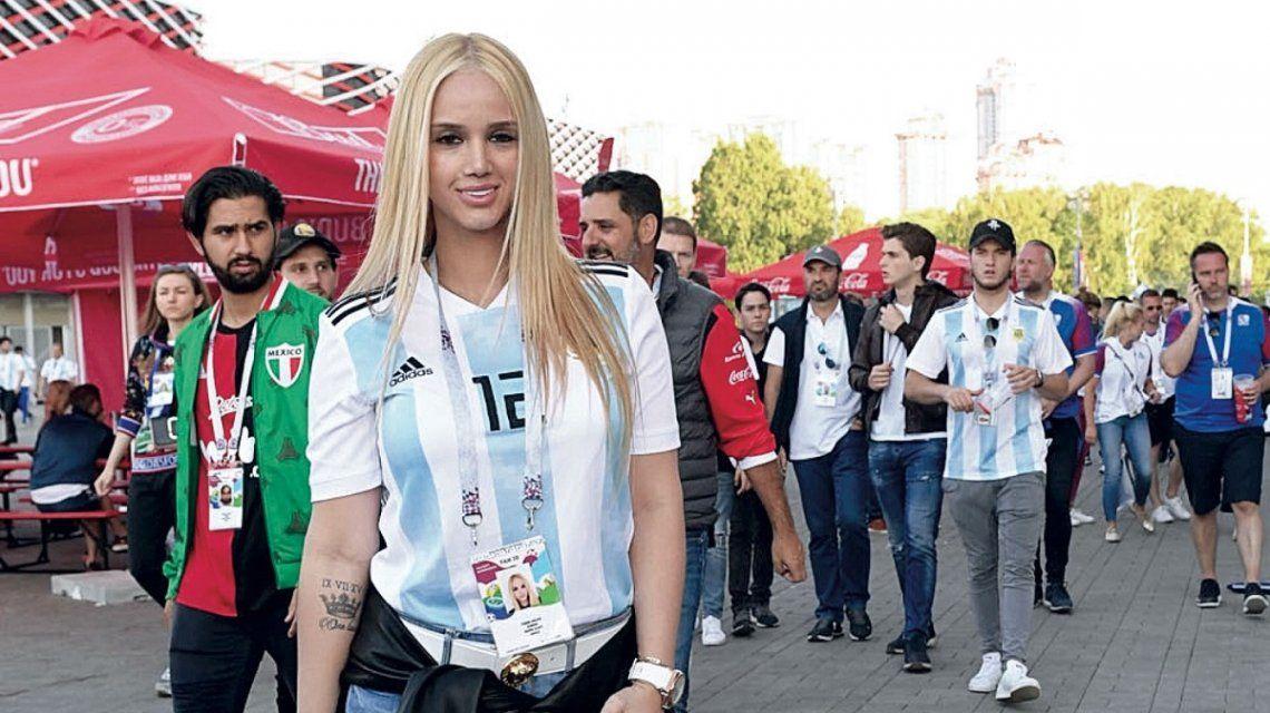 El aliento de Daniela Rendón a la Selección