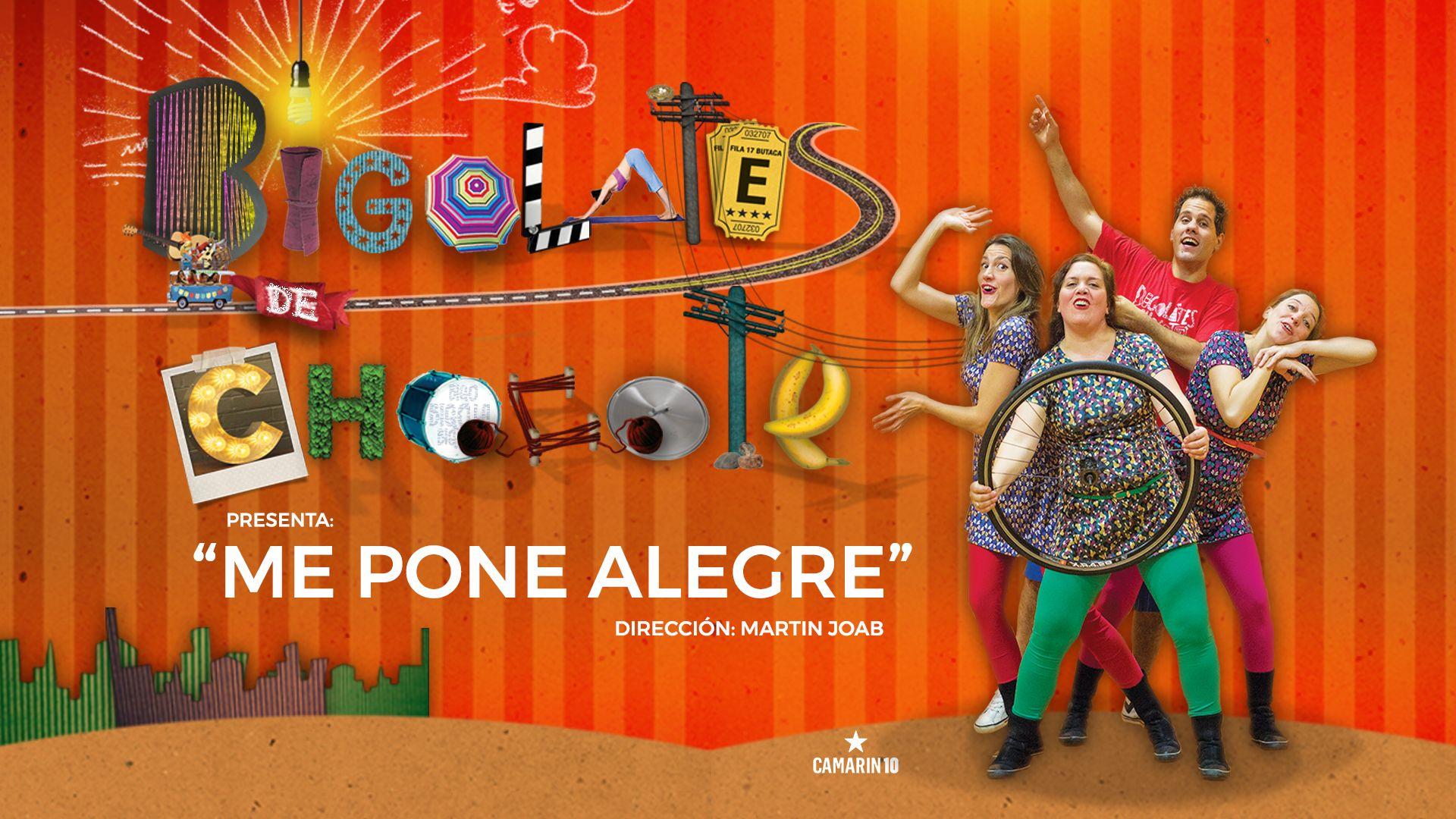 ¿Qué hacer con los chicos en vacaciones?: Bigolates de Chocote presenta su nuevo disco en Paseo La Plaza