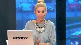 Barbie Simons habló de su renuncia a Pampita Online