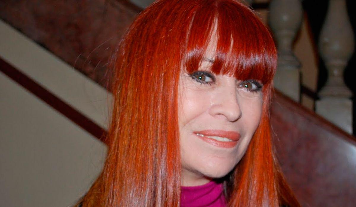 Manuela Bravo a sus 64 años