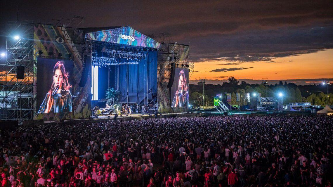 Furor por el Lollapalloza: 120 mil entradas vendidas en tres horas