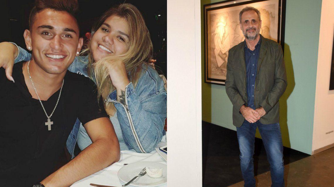 Facundo Ambrosioni defendió a Jorge Rial