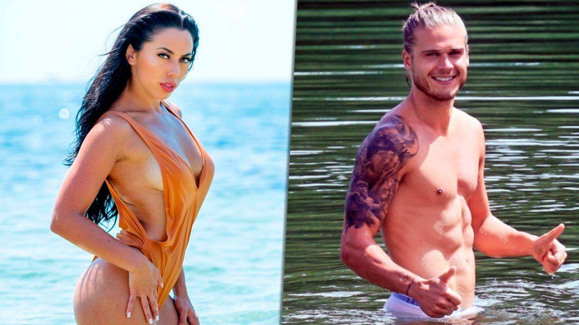 Rurik desmintió su romance con una modelo mendocina
