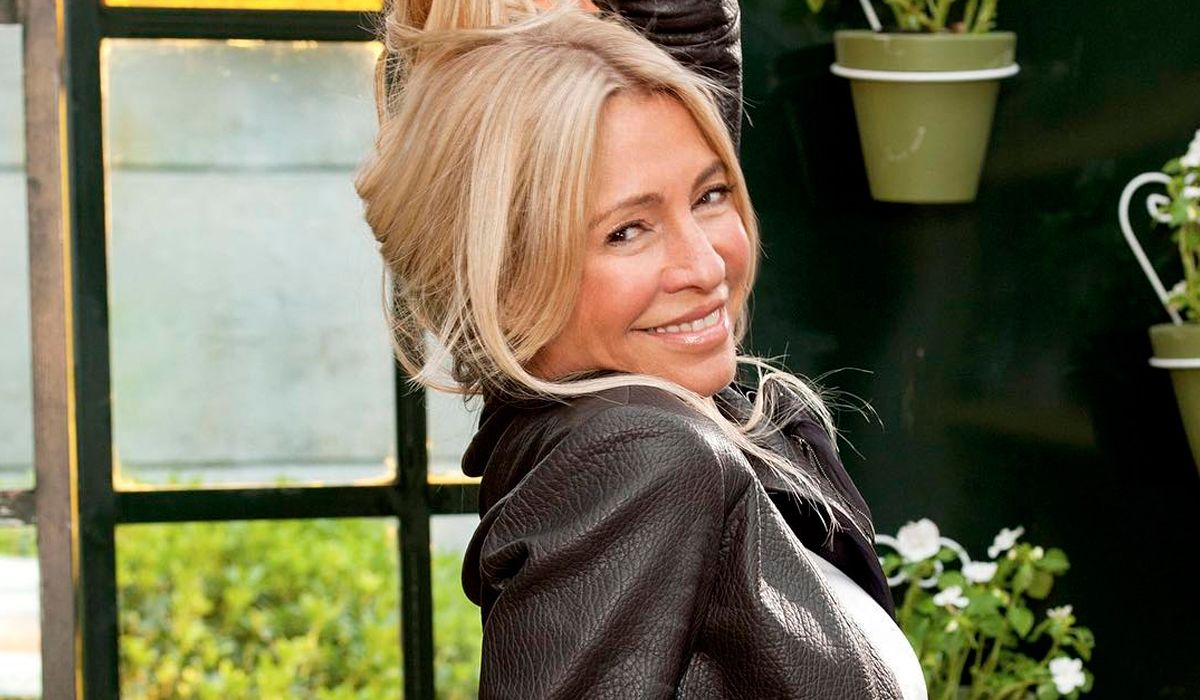 Cris Morena apoyó a María Eugenia Vidal