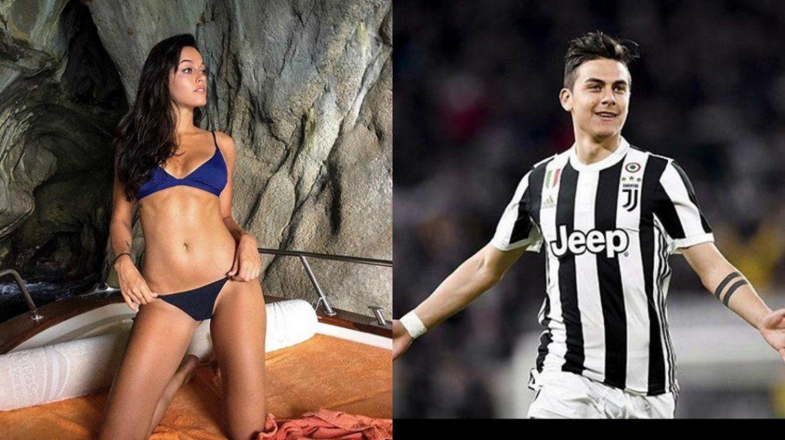 El blanqueo de Oriana Sabatini y Paulo Dybala en las redes