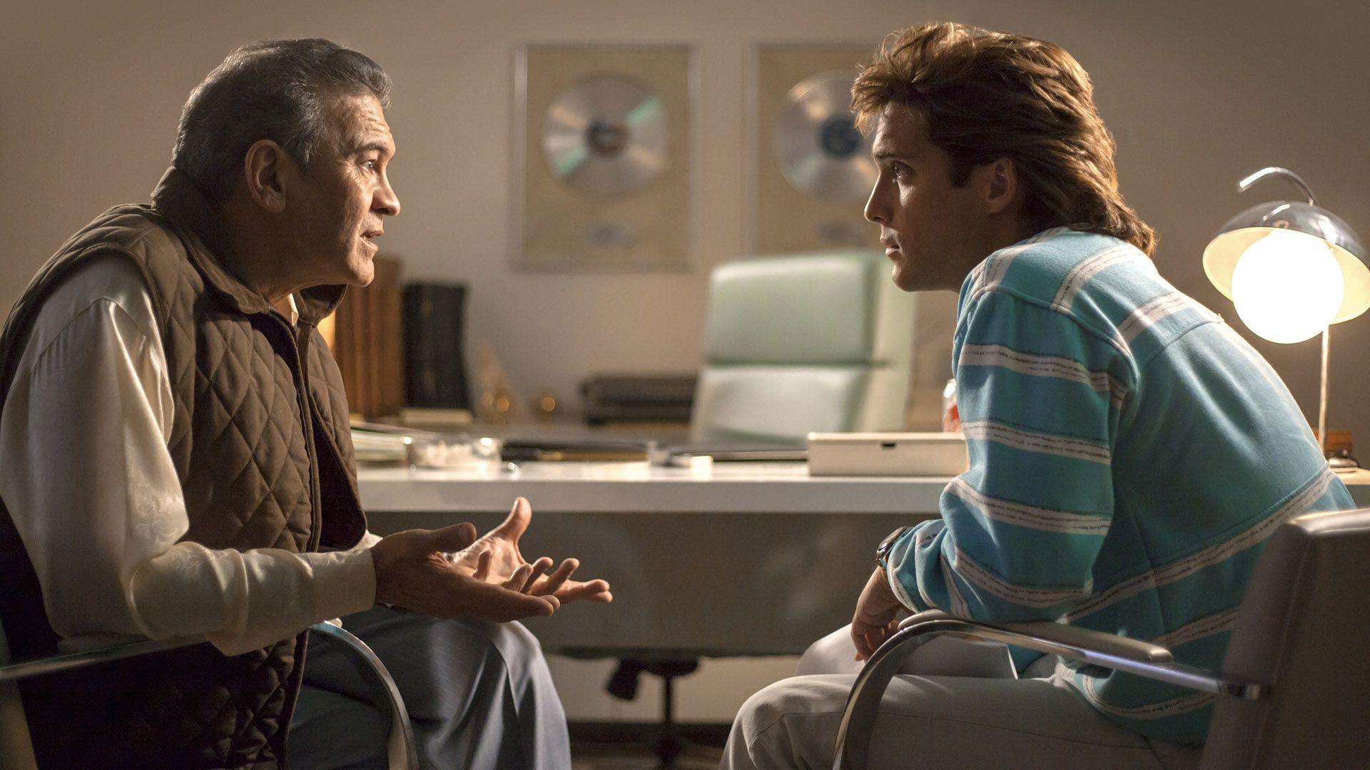 César Bordón reveló la particular coincidencia con Hugo López, su personaje en Luis Miguel, la serie