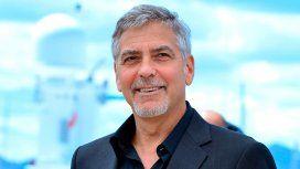 George Clooney, internado