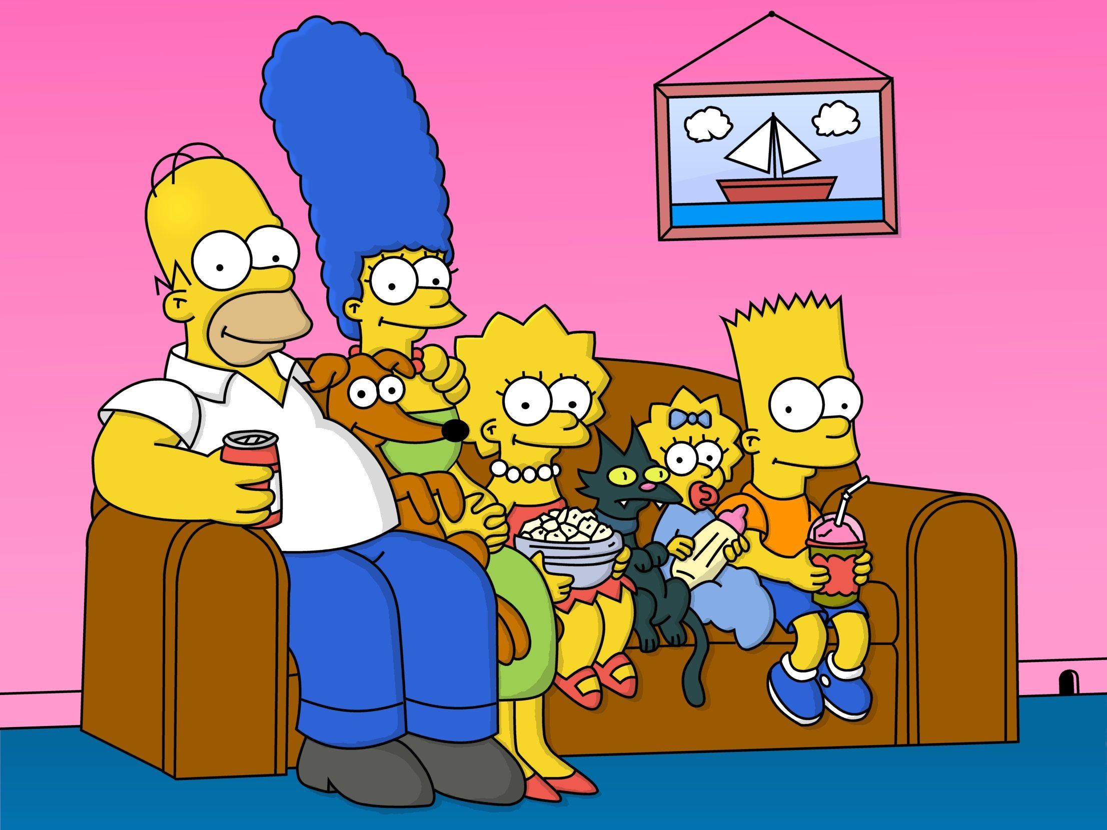 El posible final de Los Simpson
