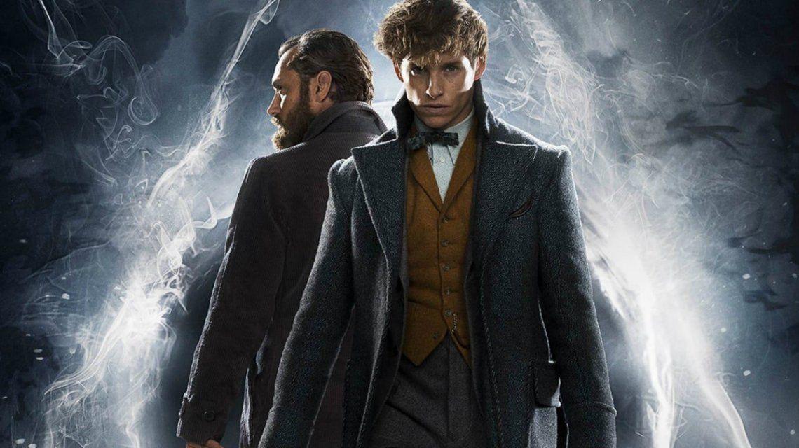 Los crímenes de Grindelwald se estrena el 16 de noviembre