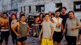 Rodrigo Noya se suma a la Sub 21 en El Marginal 2 (crédito Cony la Greca)