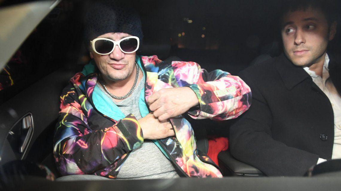 La dura reflexión de un famoso cantante sobre el Pity Álvarez