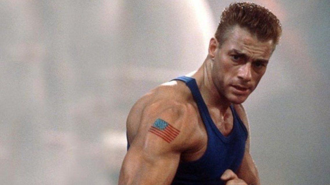 Jean-Claude Van Damme tuvo que afrontar su batalla final contra las drogas