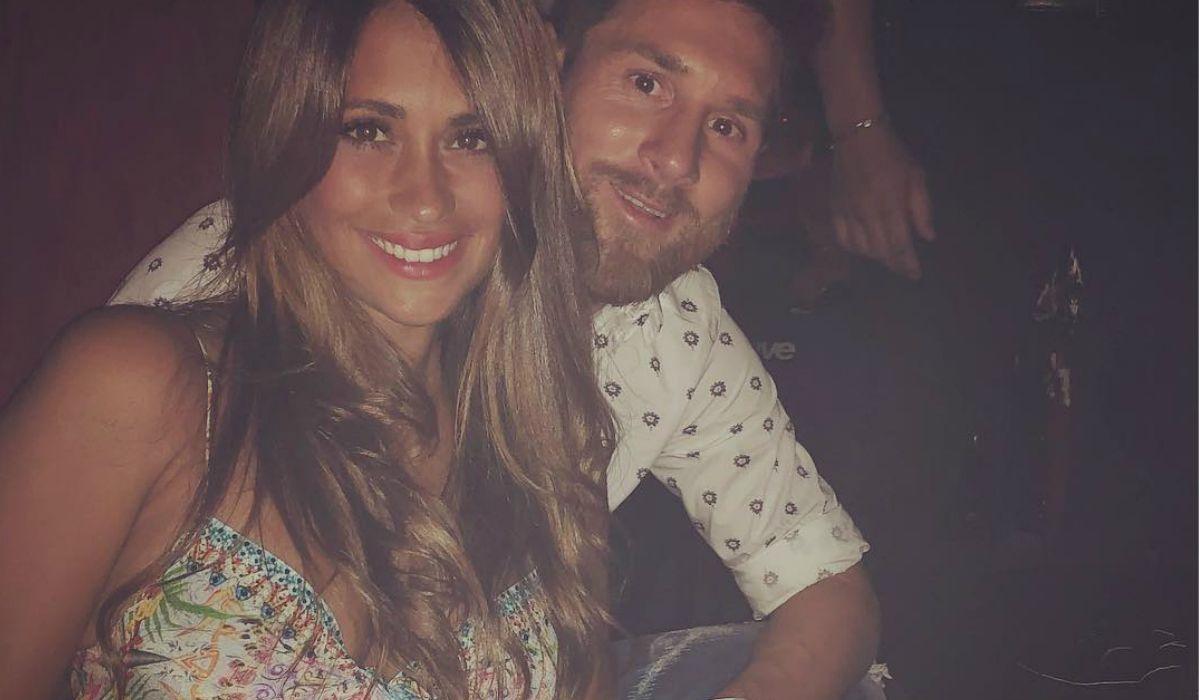 Anto y Messi