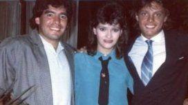 La noche que Maradona le hizo pagar una exorbitante cuenta a Luis Miguel