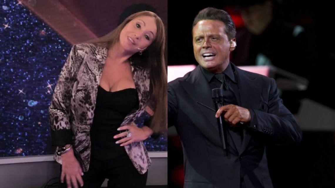 Sandra Villarruel habló de sus noches de pasión con Luis Miguel