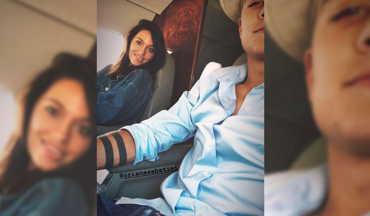 Oriana Sabatini viajó junto a Dybala a Italia: ¿se queda allá?