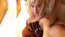 Luisana Lopilato, súper embarazada