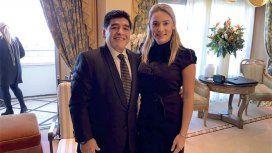 Maradona anunciará su compromiso cuando ocurra