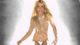 Britney Spears, imitada por un perro