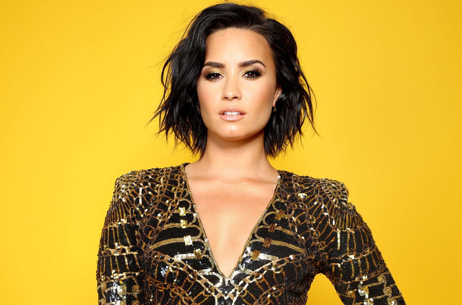 Demi Lovato fue internada por una sobredosis de heroína