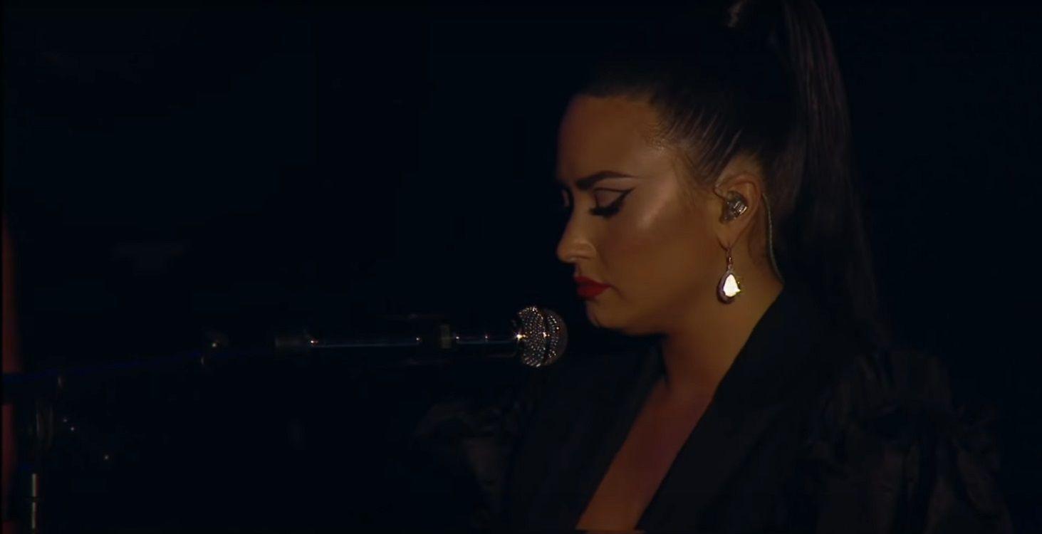 Sober, la canción en la que Demi Lovato habla de sus problemas de adicciones