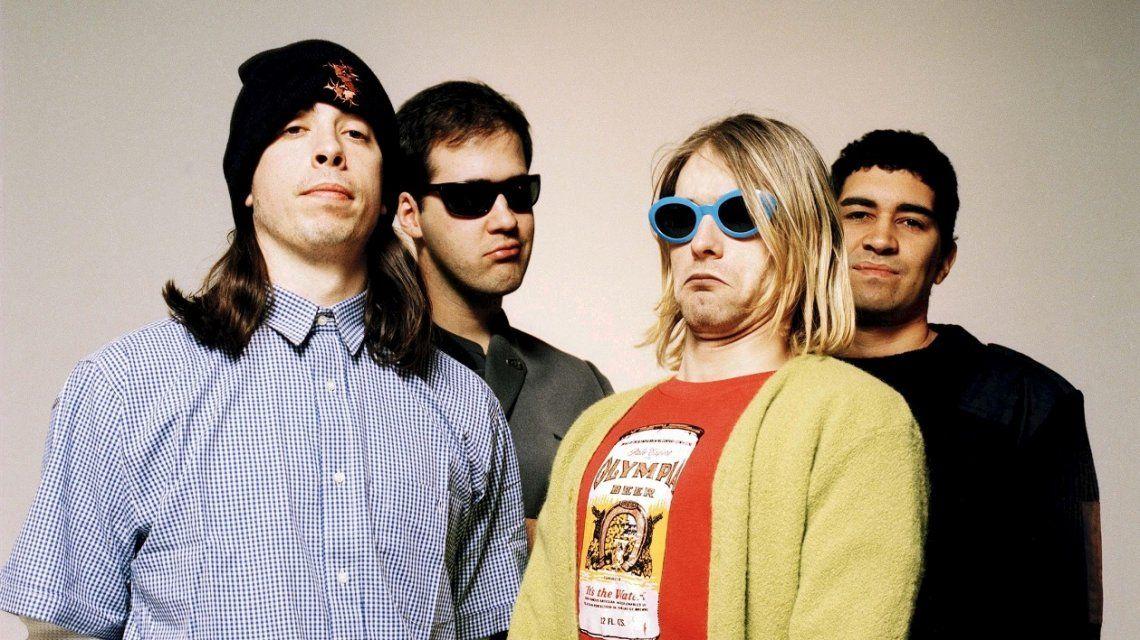 Plantean una reunión de Nirvana con un insólito cantante
