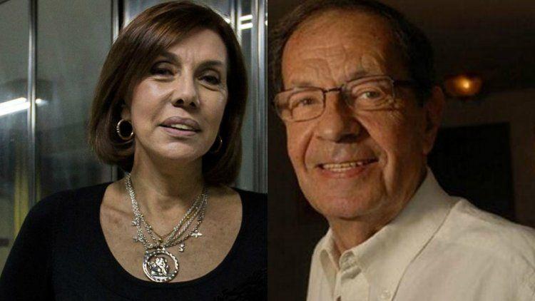Nora Cárpena y Guillermo Bredeston estuvieron casados por más de 35 años