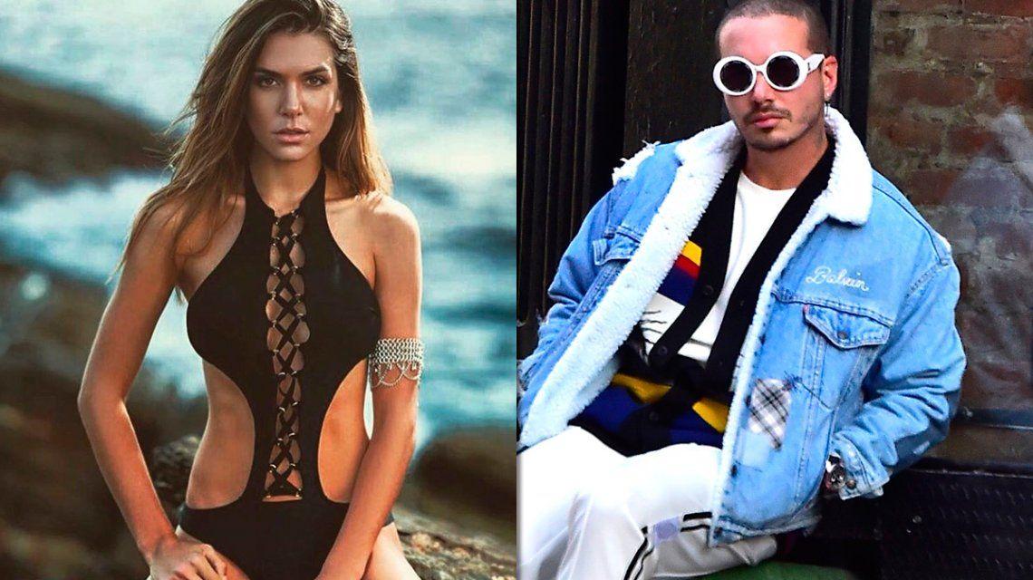 Valentina Ferrer: Valentina Ferrer, The Argentine Model Conquering J Balvin