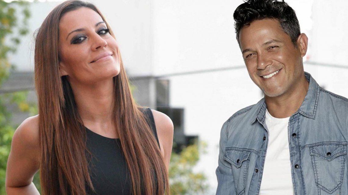 Natacha Jaitt y su respuesta al tuit viral de Alejandro Sanz