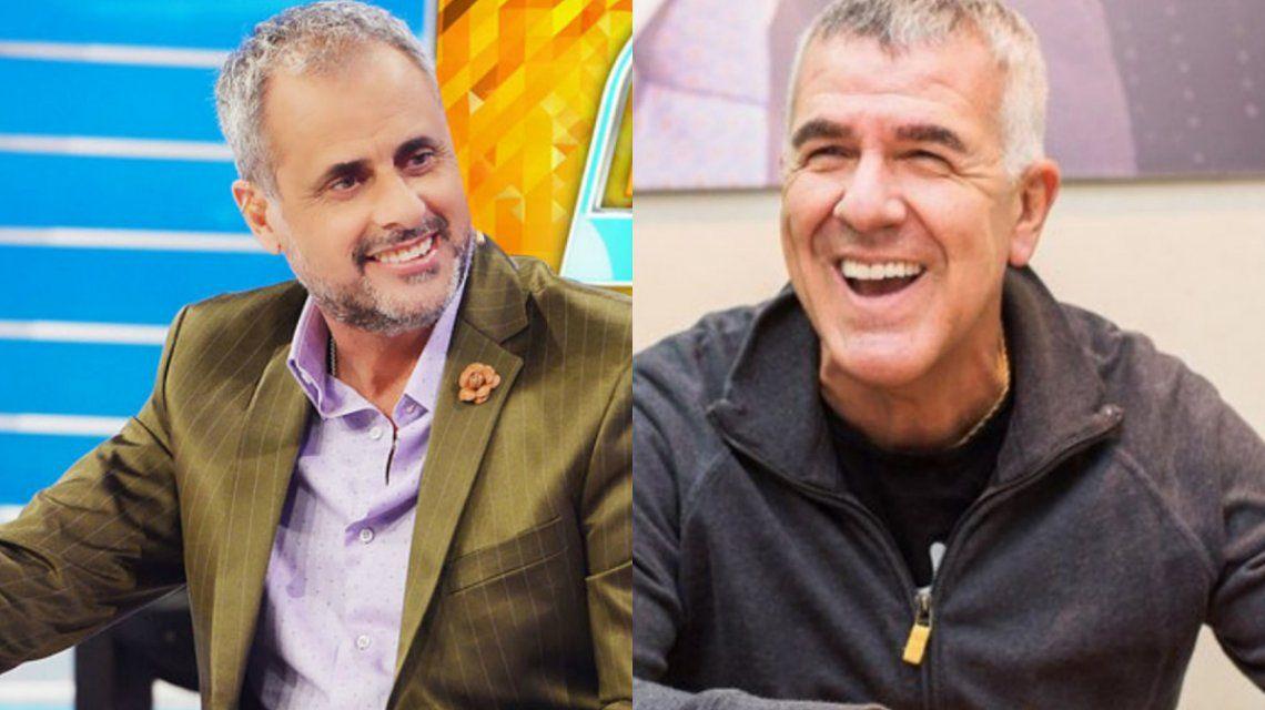 Jorge Rial sería reemplazado por Dady Brieva